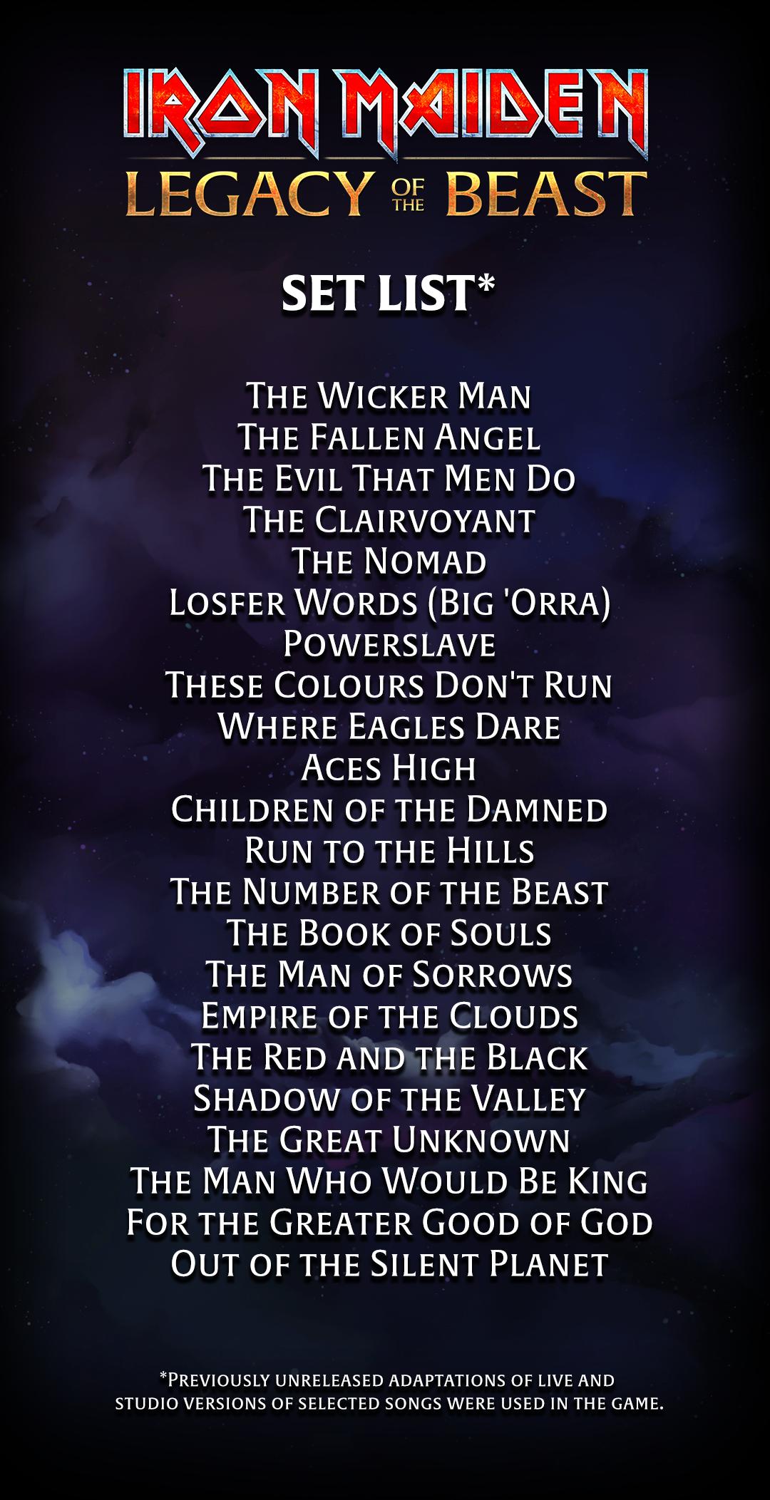 LotB-setlist fixed