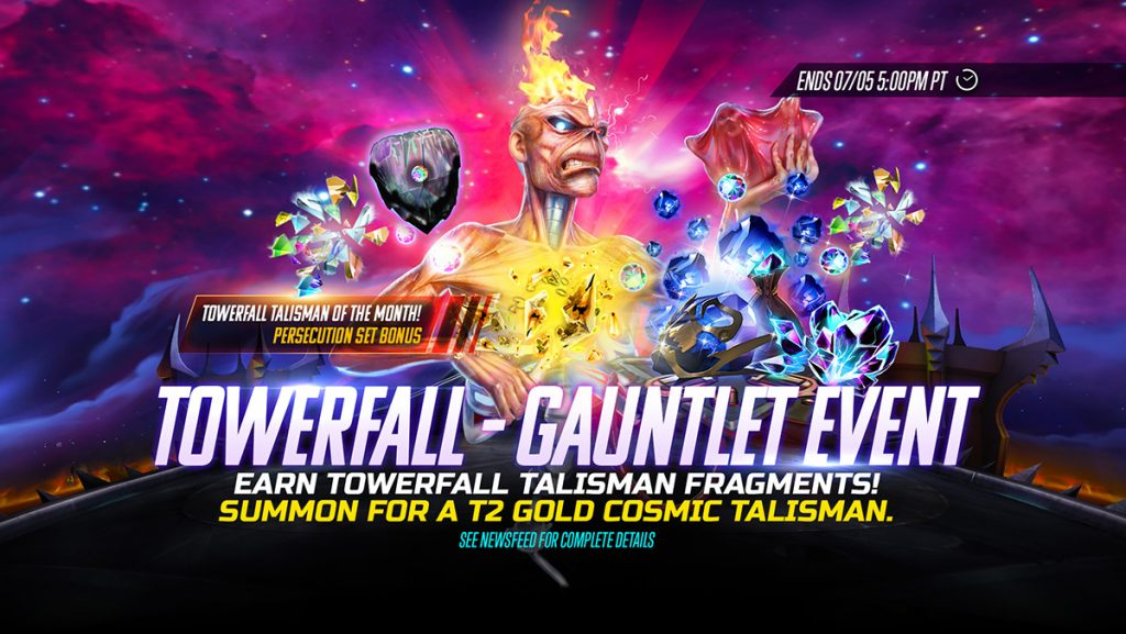 Complete Gauntlet Challenges for Towerfall Talisman